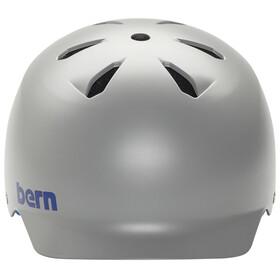 Bern Watts EPS Helm Thin Shell satin-grau